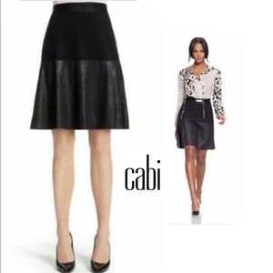 CAbi 🎁 Owens Fit and Flare Skirt